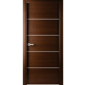 Aries A101Door Wenge Stainless Steel Strip