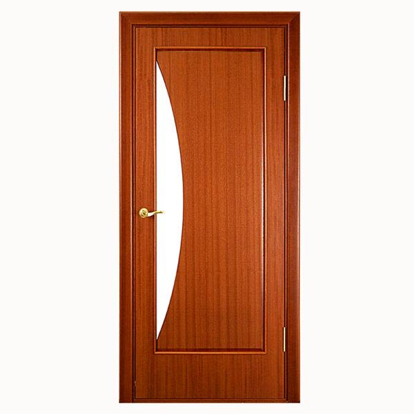 Aries 109G Mahogany Interior Door