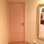 Aries-1M1 White Oak Interior Door2