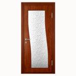 Aries-74DO Mahogany Interior Door