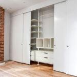 Aries Closet Door White CSD 05 Melamine