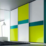 Aries-Closet-Door–Blue,-White–and-Green-CSD-27
