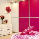 Aries-Closet-Door-Orange,-White-and-Pink-CSD-24