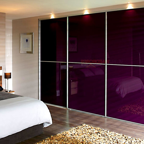 Aries Closet Door Purple Csd 20 Acrylic And Mdf Aries