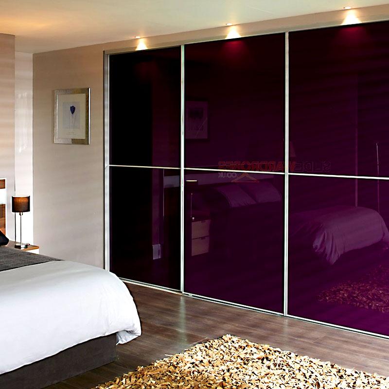 Aries Closet Door Purple Csd 20 Acrylic And Mdf Aries Interior Doors