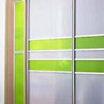 Aries-Closet-Door-White-and-apple-green-CSD-19-1