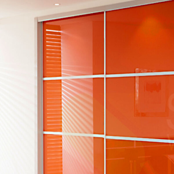 Aries Closet Door Orange Csd 21 Acrylic And Mdf Aries Interior Doors