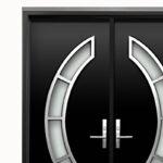 Aries–Interior-Double-Door-in-a-Black-1