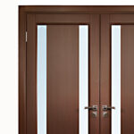Aries–Interior-Double-Door-in-a-Wenge-Finish-with–Glass-Strip-1