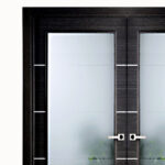 Aries-Modern-Interior-Double-Door-Black-with-Glass-Panels-1