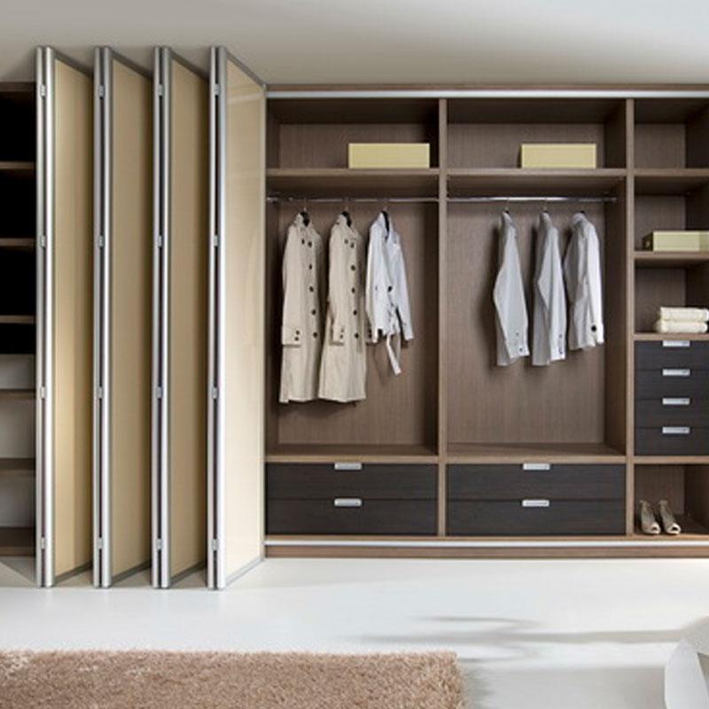 Aries Bi Fold Beige Closet Door 011 Aries Interior Doors