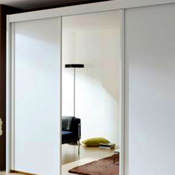 Aries Closet Door White CSD 41 1