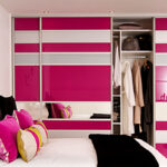 Aries-Closet-Door-White-and-Pink-CSD-42-1