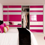 Aries-Closet-Door-White-and-Pink-CSD-42