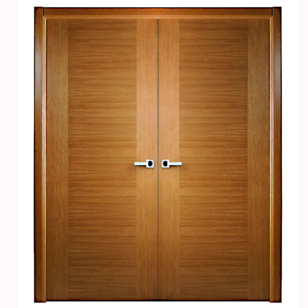 Lovely Aries Interior Solid Double Door