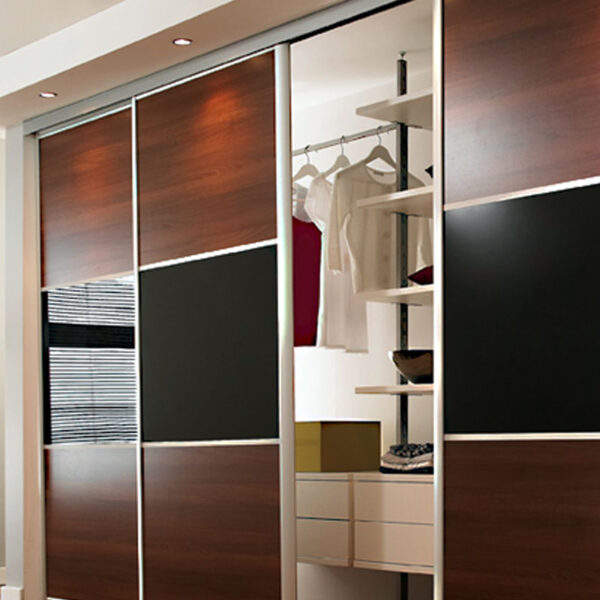 60 Closet Doors Shop Reliabilt White Sliding Closet Interior Door Common 60 In X 96 In Actual