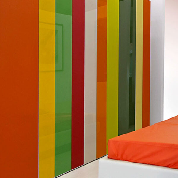 Aries Closet Door Multicolor CSD 61