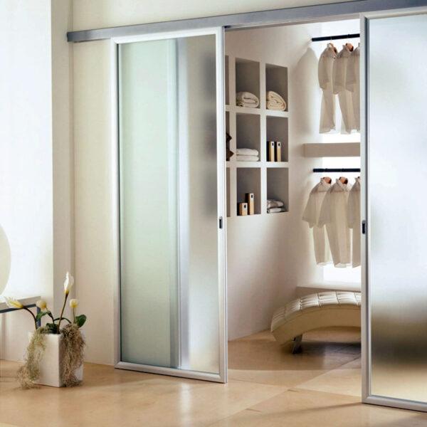 Aries-Glass-Closet-Door-CSD-77 & Aries Glass Closet Door CSD 77 - Aries Interior Doors
