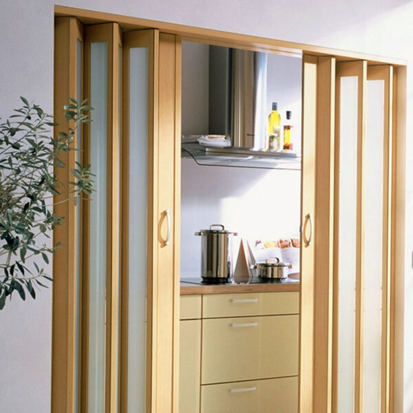 Aries Bi Fold Beige Closet Door 018 Aries Interior Doors
