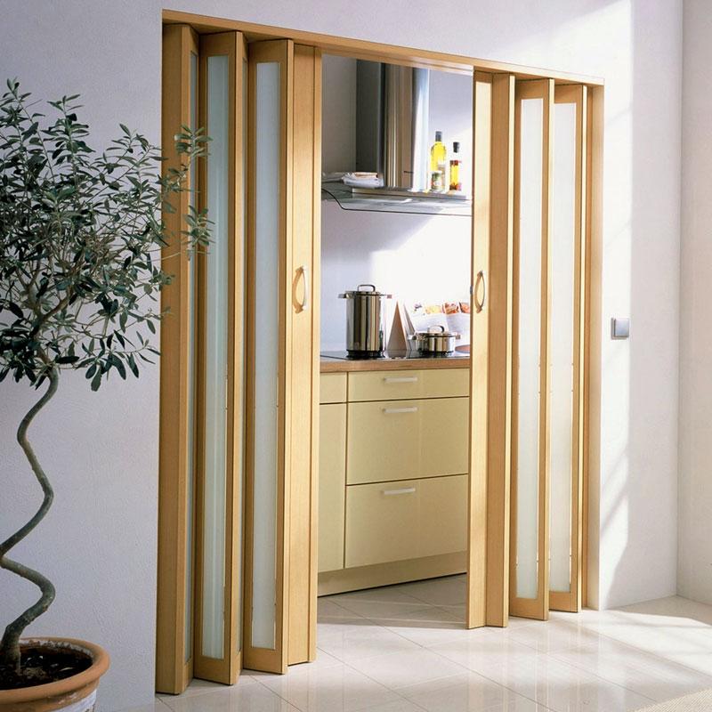 Aries Bi Fold Beige Closet Door 018 Aries Interior Doors