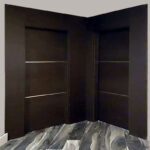 Aries A319 Dark Door Wenge