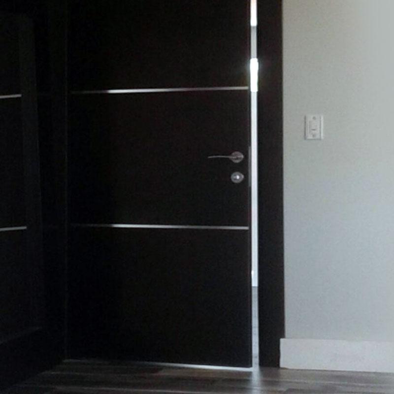 & Aries A319 Dark Door Wenge - Aries Interior Doors