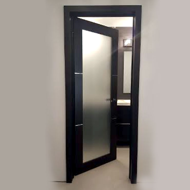 interior frosted glass door. Aries Mia AG135 Interior Door Dark Wenge Finish Frosted Glass -  Doors Interior Frosted Glass Door